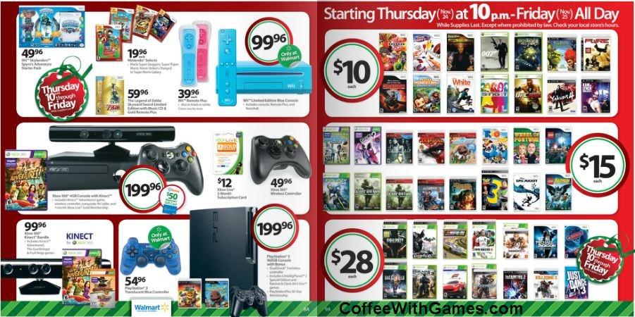 Walmart Wii U Games : Wal mart coffeewithgames s